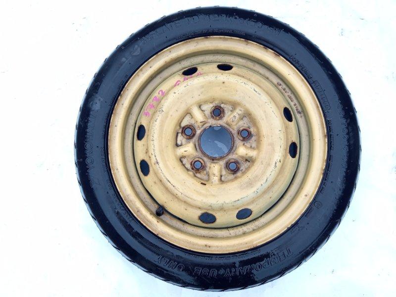 Запаска Toyota Gaia SXM10 3CTE 1999 задняя