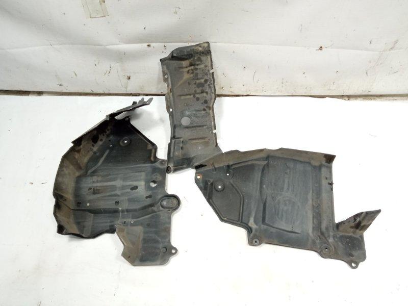 Защита двигателя Nissan Xtrail T30 SR20VET 2005
