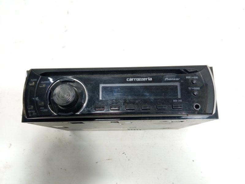 Магнитофон Nissan Xtrail T30 SR20VET 2003