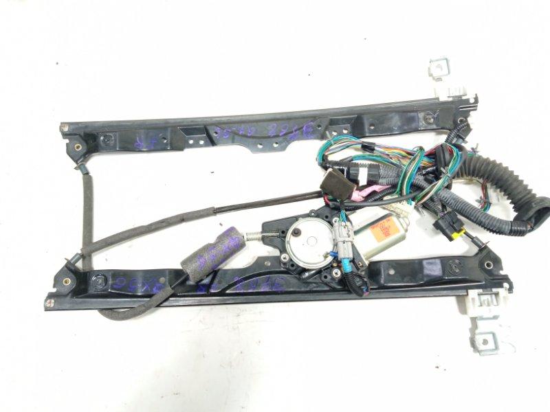 Стеклоподъемник Infiniti Qx56 JA60 VK56DE 2005 передний правый