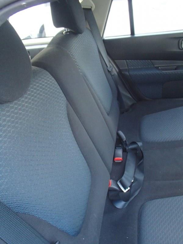 Сидение Nissan Wingroad NT12 HR15DE 2008 переднее левое