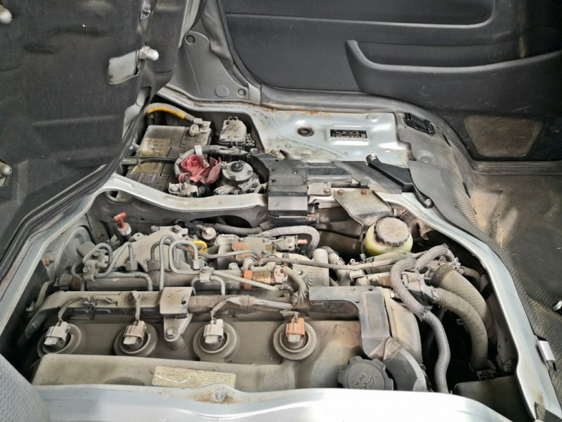 Двигатель Toyota Hiace KDH206V 1KDFTV 2009