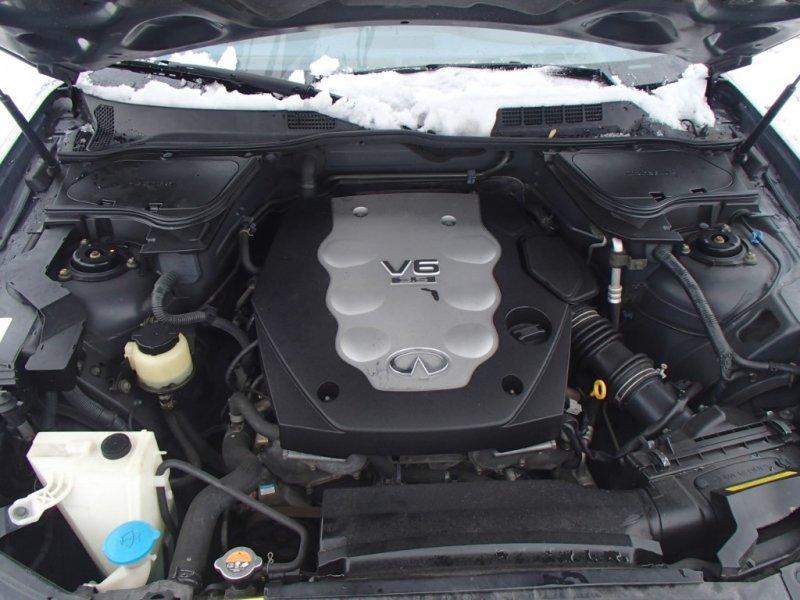 Двигатель Infiniti Fx35 S50 VQ35DE 2006