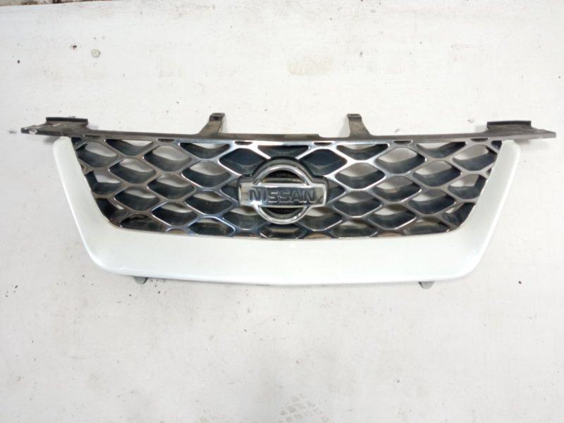 Решетка радиатора Nissan Xtrail T30 SR20VET 2001