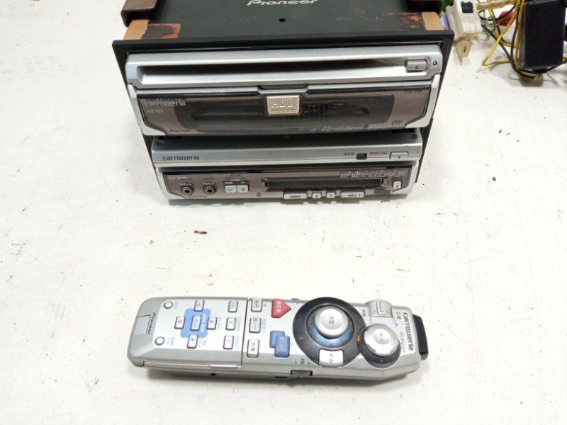 Магнитофон Nissan Xtrail T30 SR20VET 2001