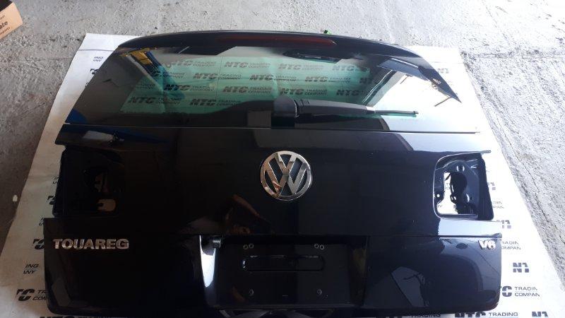 Крышка багажника в сборе Volkswagen Touareg 7L BMV 2006