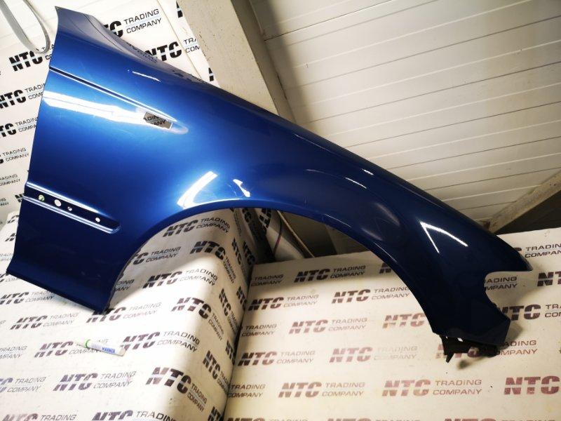 Крыло Bmw 330Xi E46 XI M54B30 2002 переднее правое