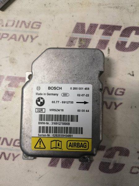 Блок управления air bag Bmw 330Xi E46 XI M54B30 2002