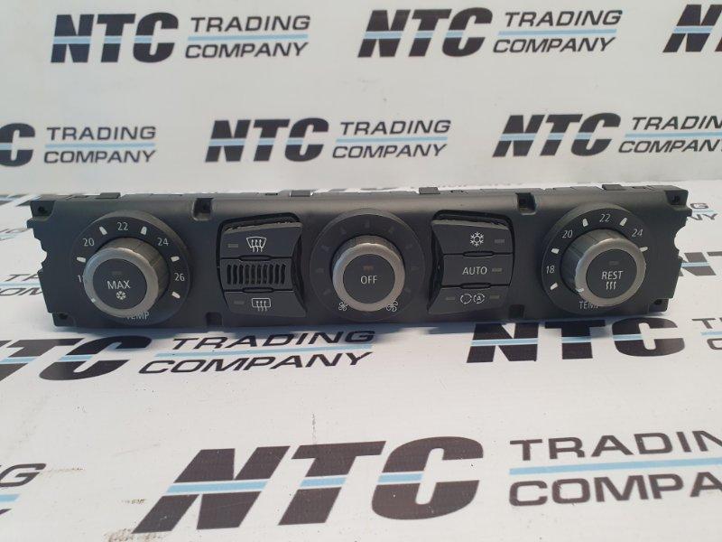 Блок отопителя/ кондиционера Bmw 5-Series E60 E60 M54B25 2004