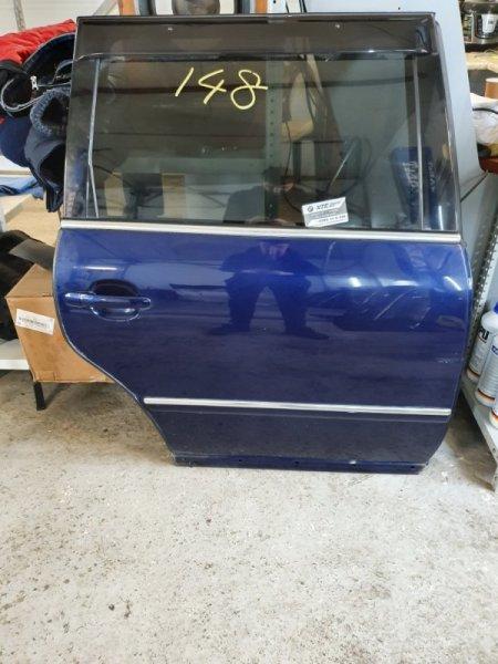 Дверь Volkswagen Passat B5 B5+ ВАГОН AZM 2004 задняя правая