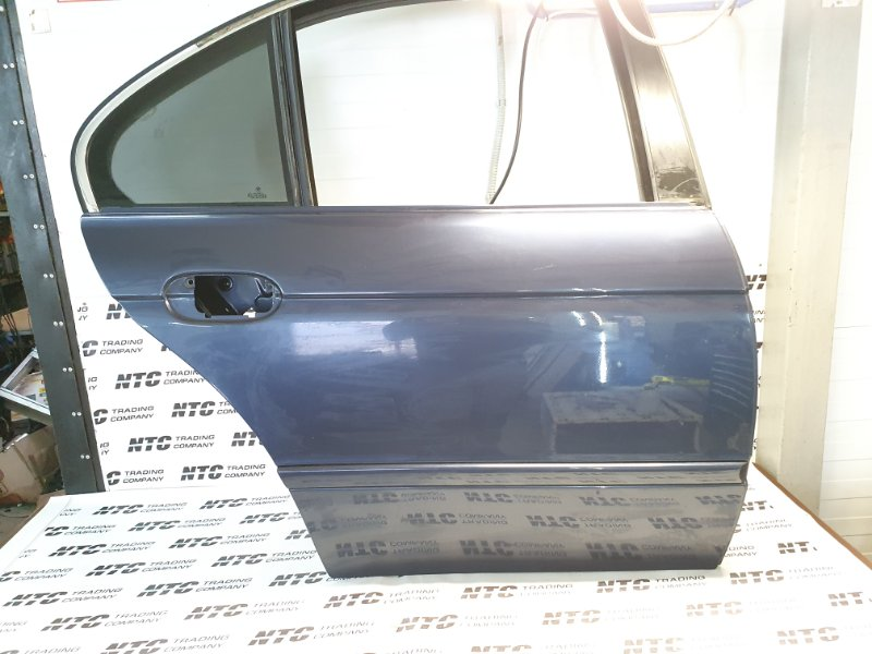 Дверь Bmw 5-Series E39 E39 M54B25 2003 задняя правая