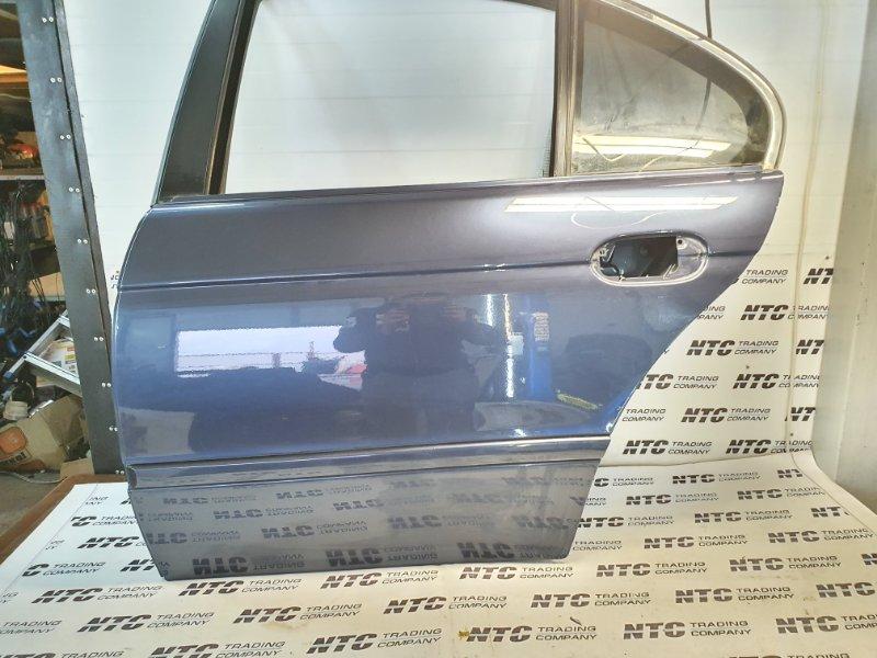 Дверь Bmw 5-Series E39 E39 M54B25 2003 задняя левая
