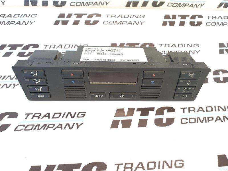 Блок климата Bmw 5-Series E39 E39 M54B25 2003