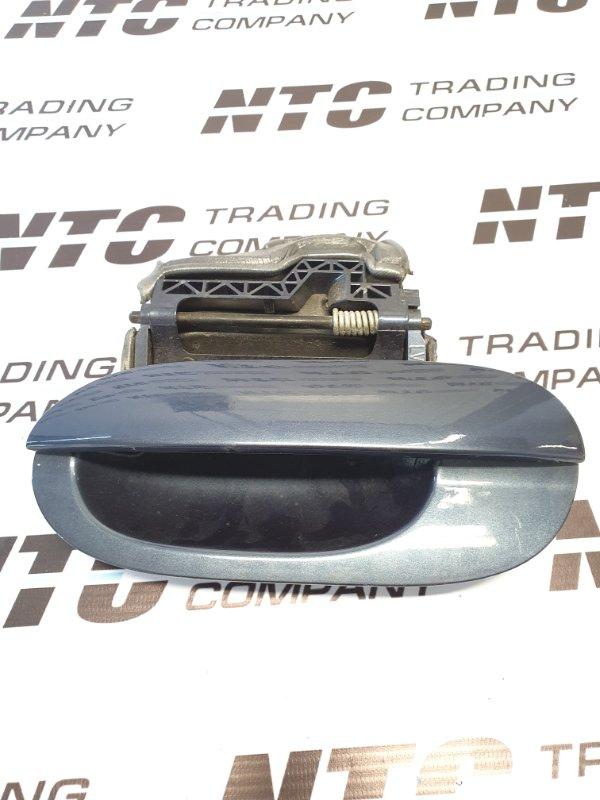 Ручка двери Bmw 5-Series E39 E39 M54B25 2003 задняя левая