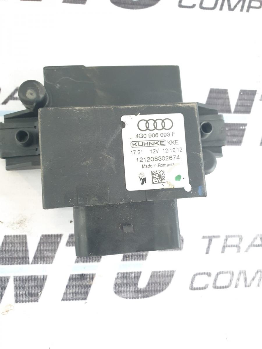 Блок управления топливным насосом Audi Q5 8R