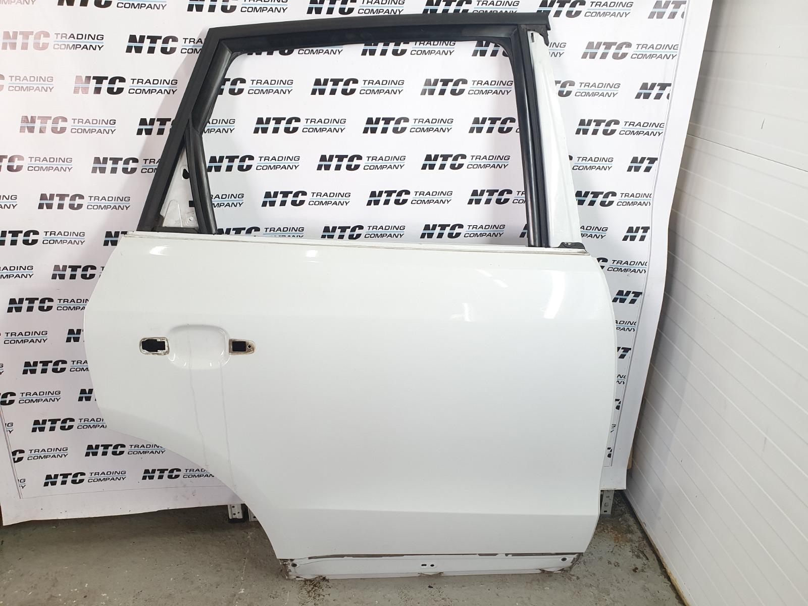 Дверь Audi Q5 8R задняя правая