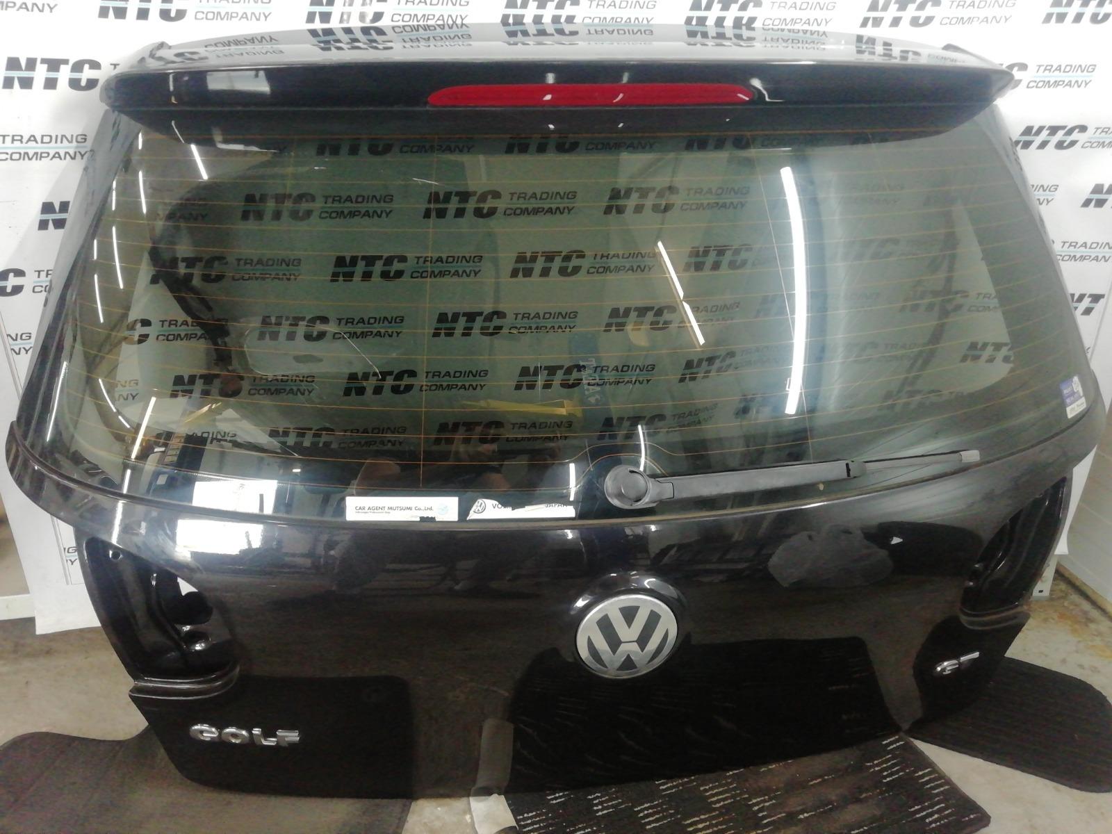 Крышка багажника в сборе Volkswagen Golf MK5 BLX 2005 задняя