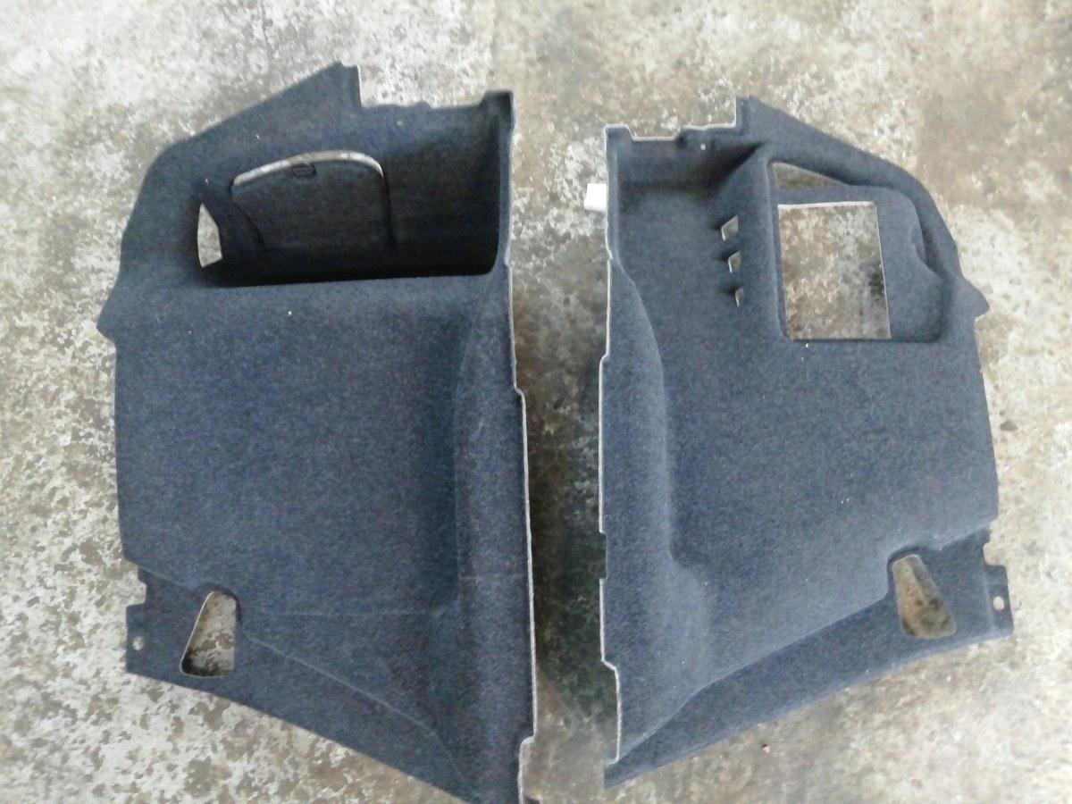 Обшивка багажника Bmw E46 Compact