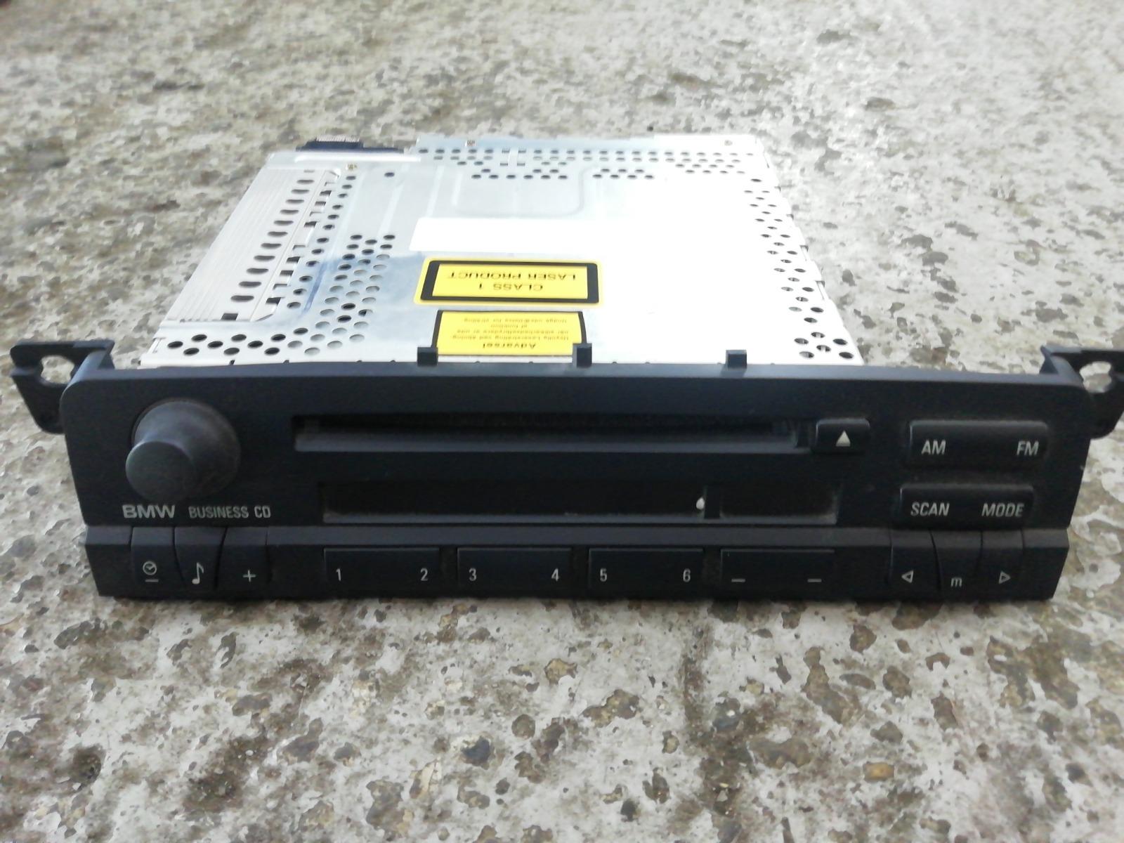 Магнитофон Bmw E46 Compact