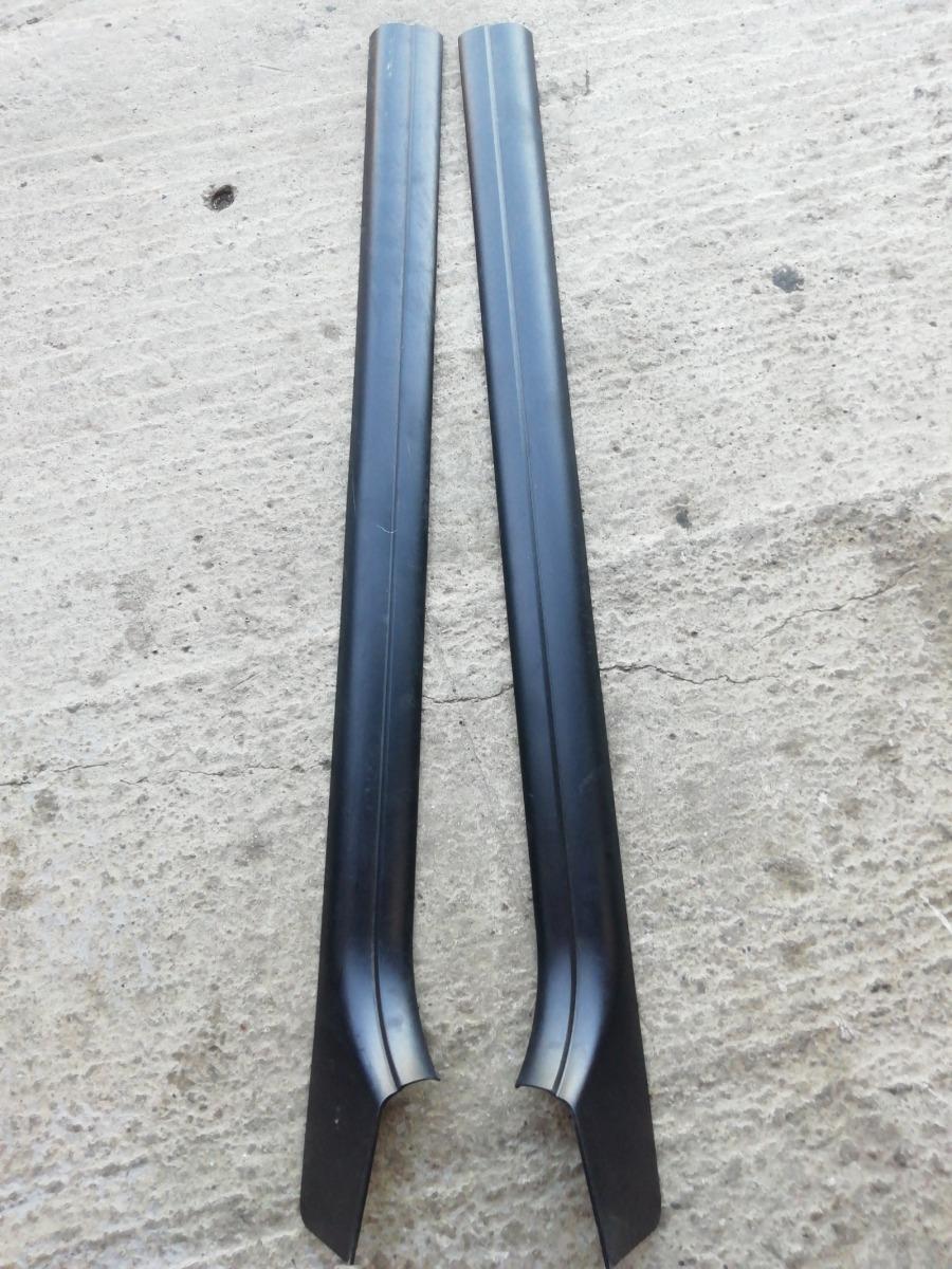 Накладка порога Bmw E46 Compact