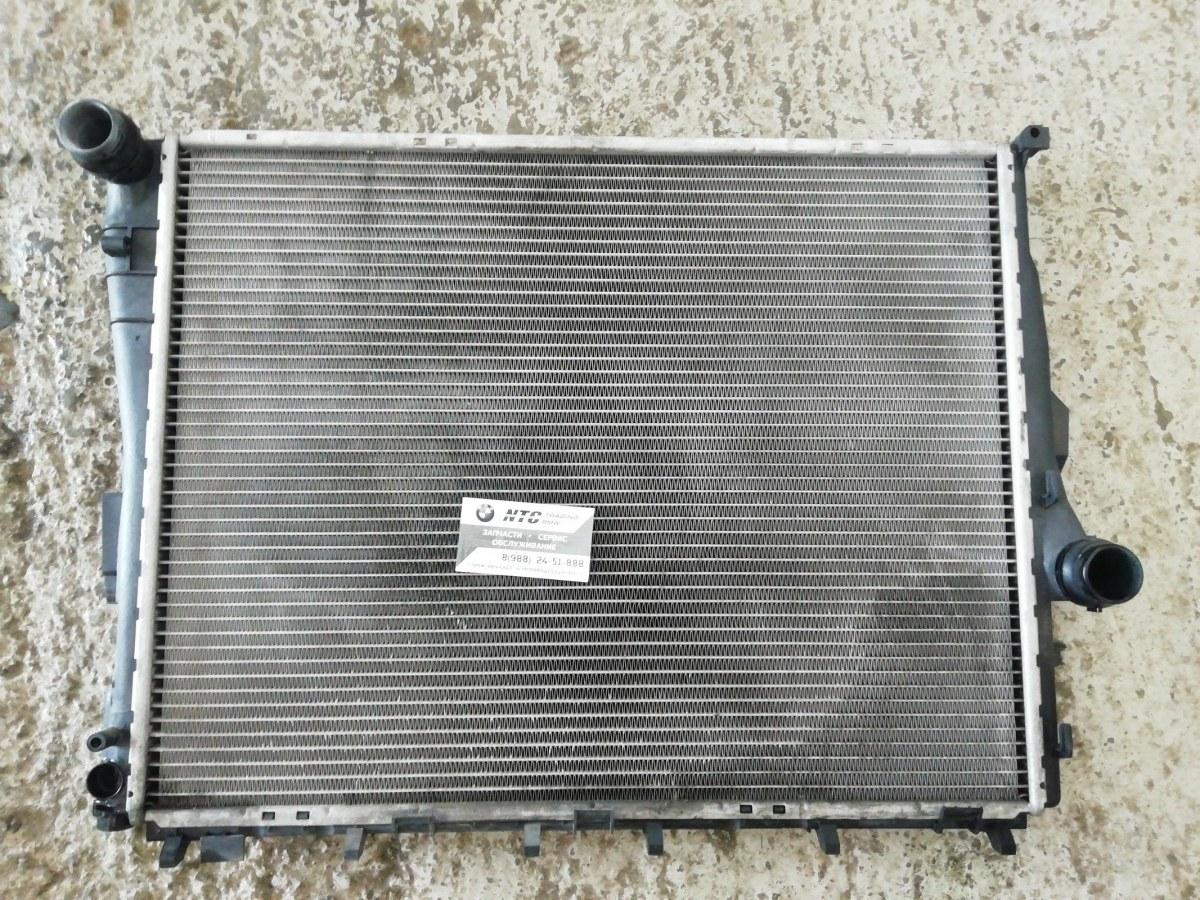 Радиатор охлаждения двигателя Bmw E46 Compact