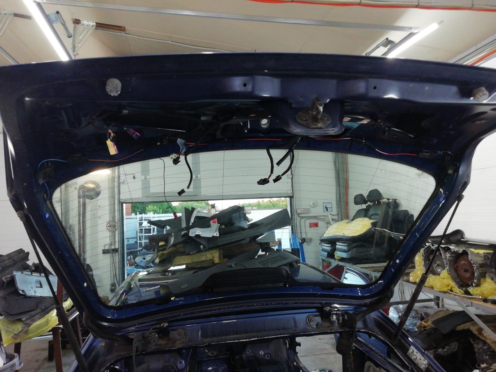 Крышка багажника Bmw E46 Compact