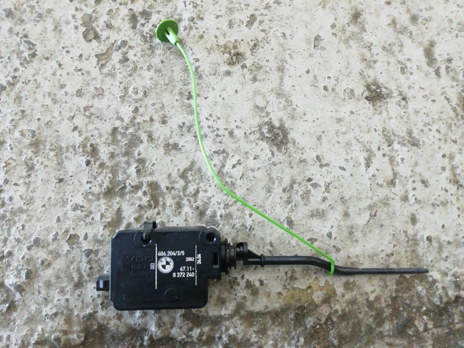 Активатор замка крышки бензобака Bmw Е46