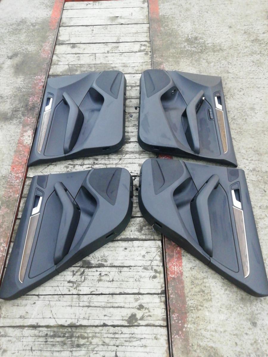 Дверные карты Audi Q5