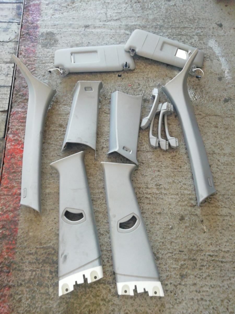 Обшивки салона с ручками, козырьками Bmw X3 E83
