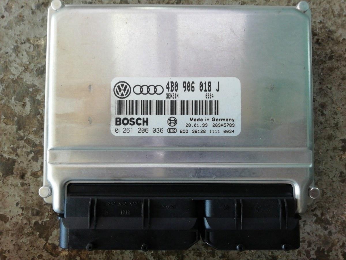 Блок управлением двс Volkswagen Passat B5