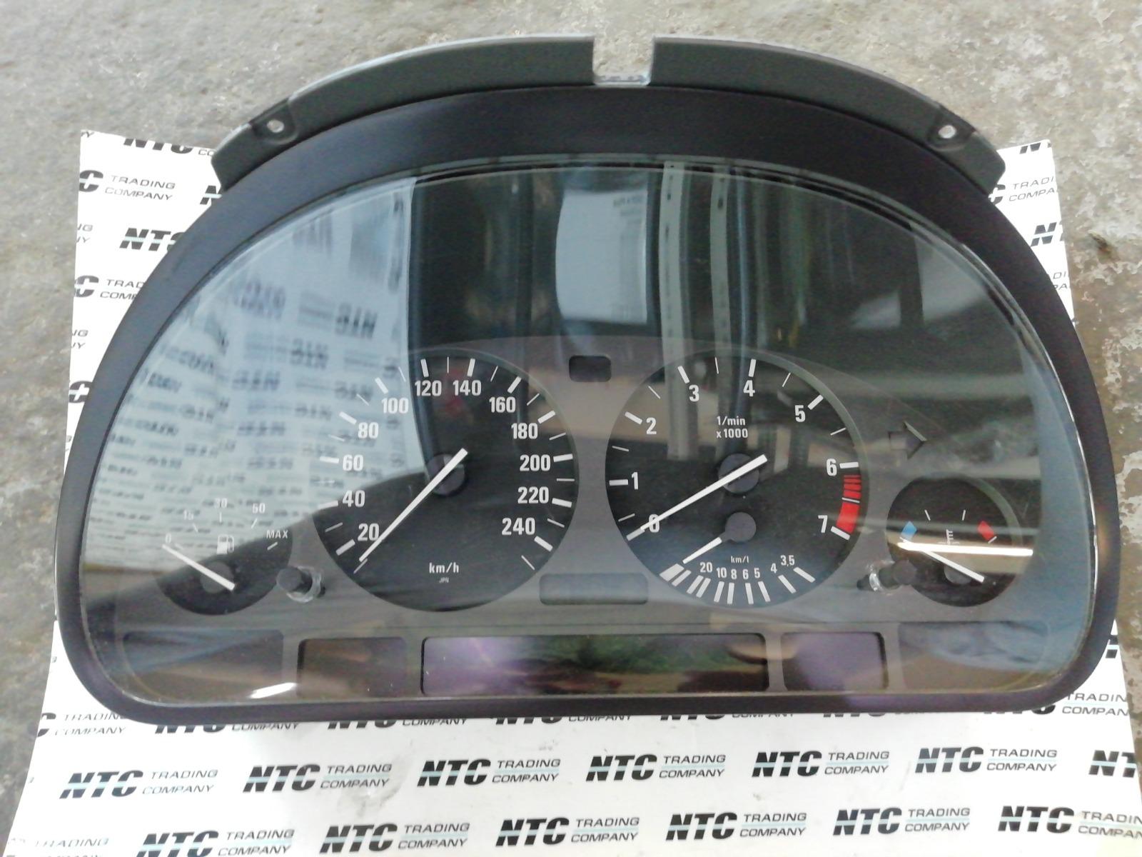 Панель приборов Bmw 5-Series E39
