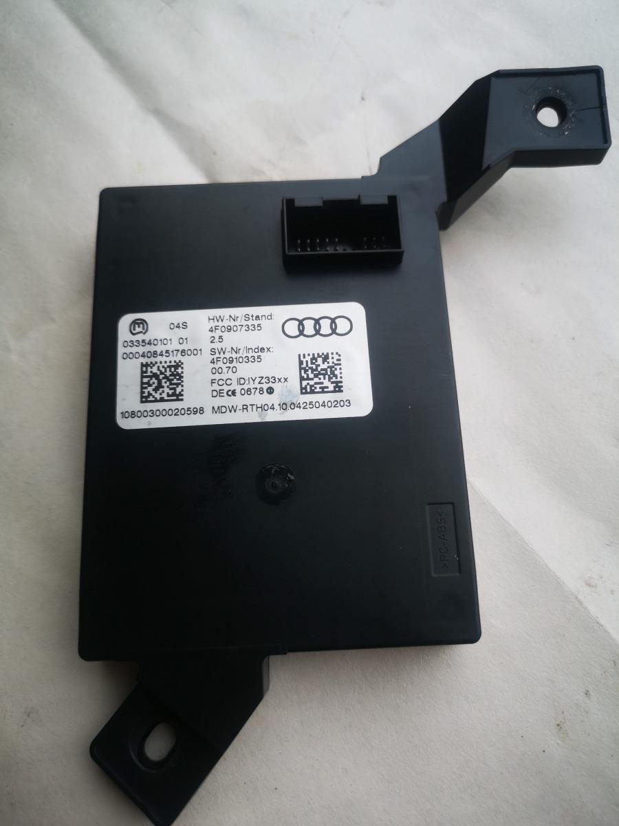Блок управления Audi A6 C6