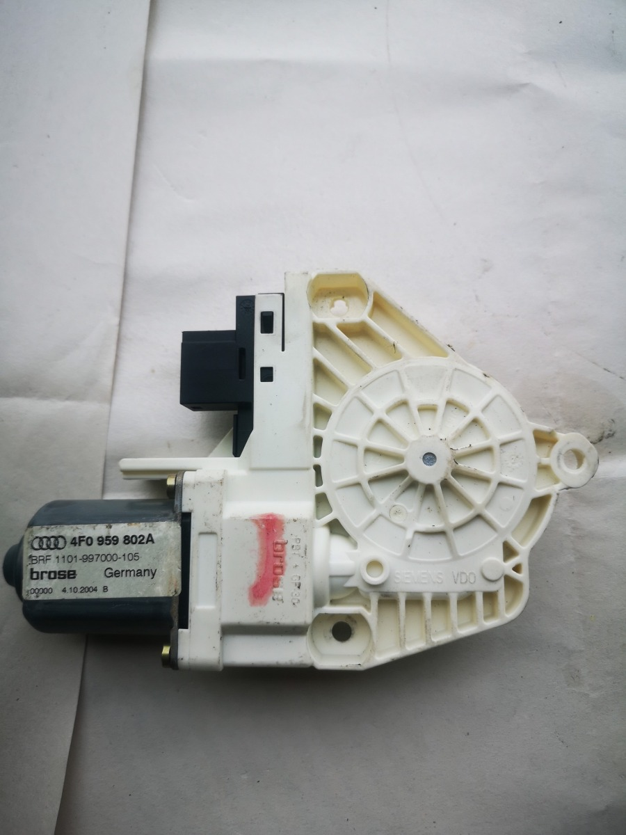 Мотор стеклоподъемника Audi A6 C6 задний правый