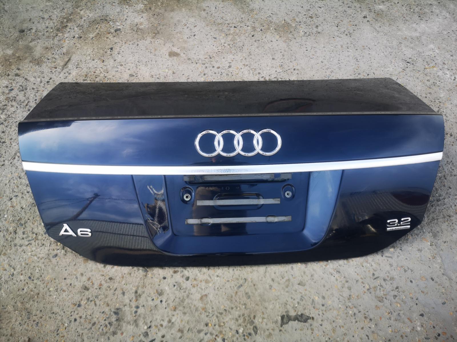 Крышка багажника Audi A6 C6