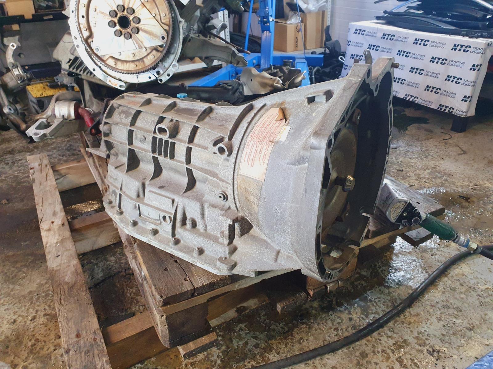 Акпп Bmw 5-Series E39 E39 M54B30 2002