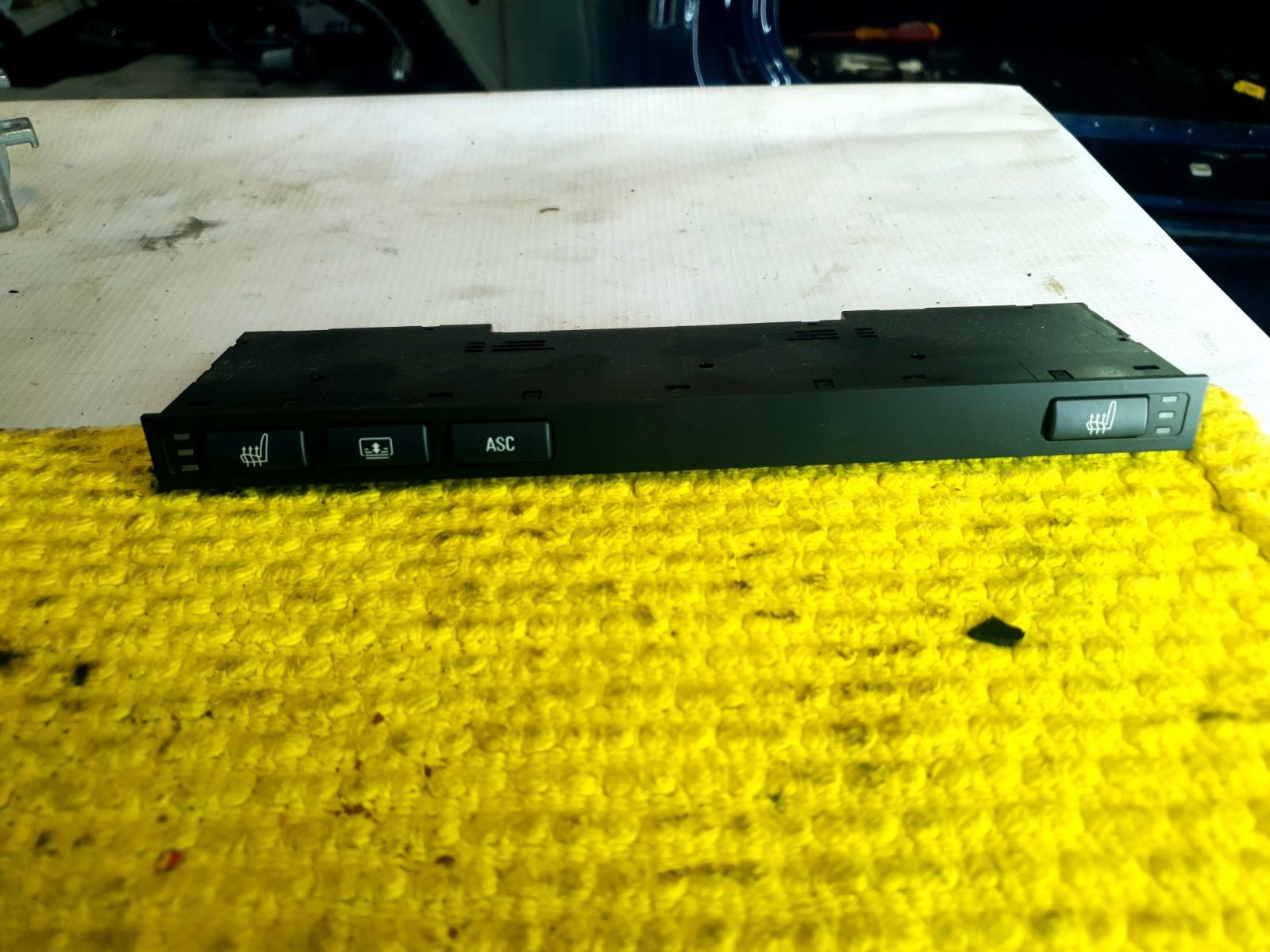Блок кнопок Bmw 5-Series E39 E39 M54B30 2001