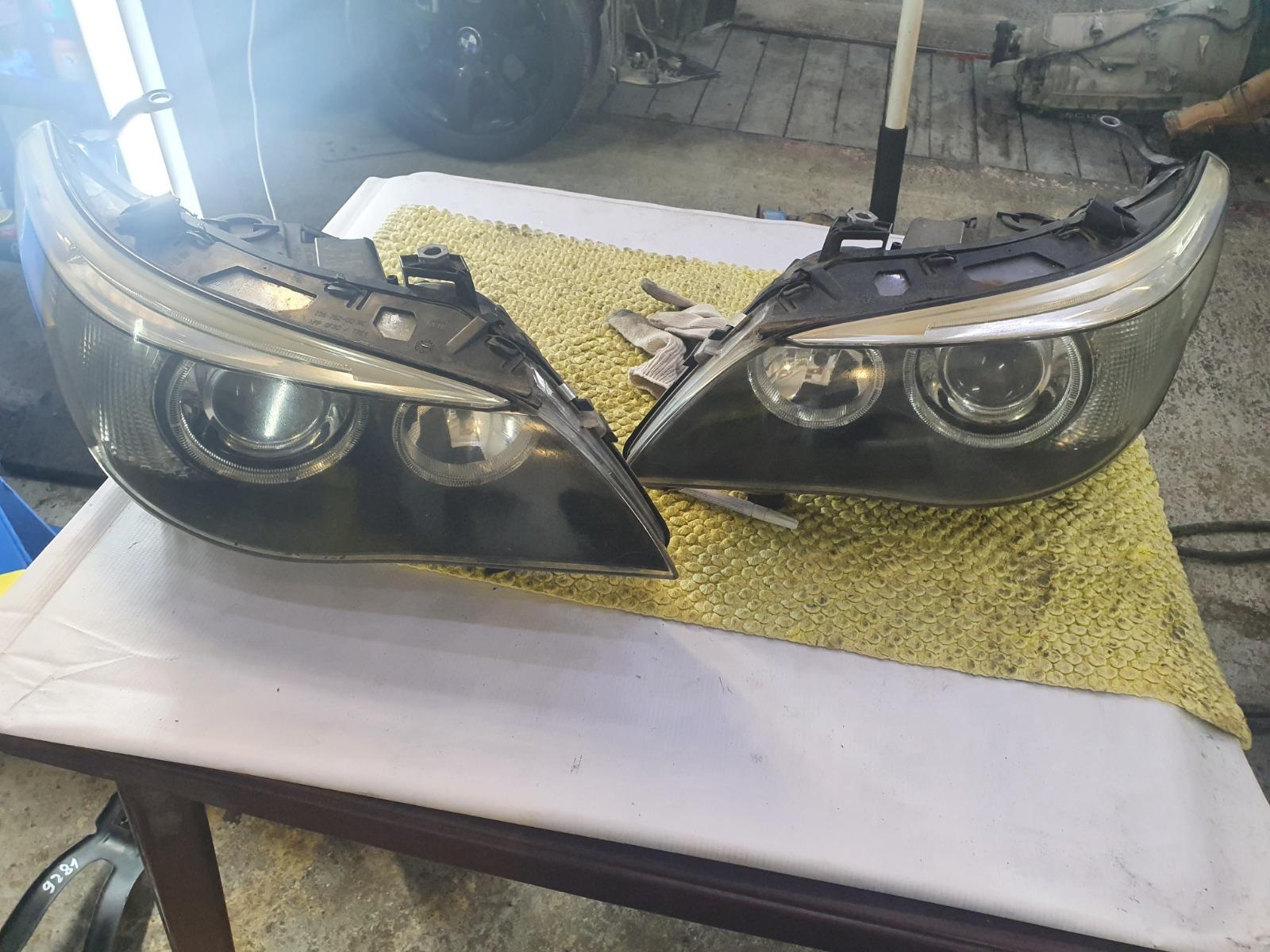 Фара Bmw 5-Series E60 E60 M54B25 2005