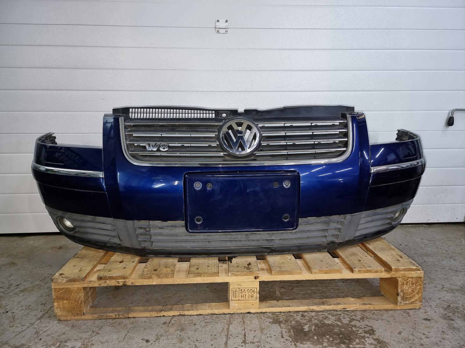 Бампер Volkswagen Passat B5+ передний