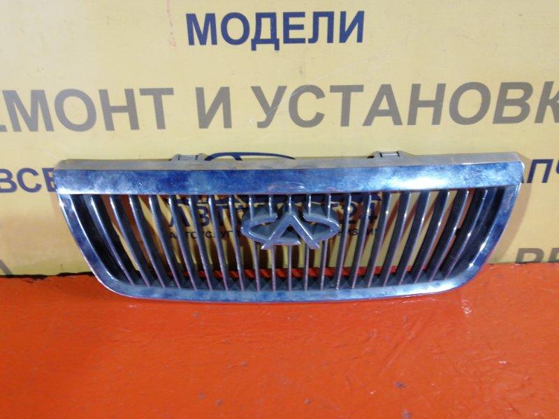 Решетка радиатора Chery AMULET 2003-2008 Б/У