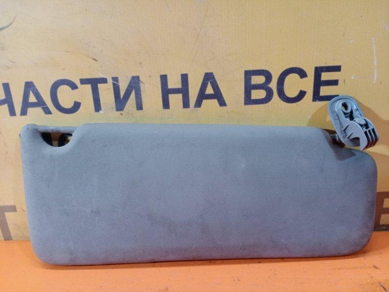 Козырек солнцезащитный передний левый Symbol 1 1998-2008