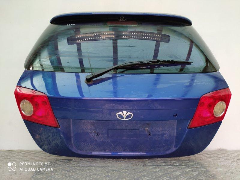 Крышка багажника Lacetti 2002-2008 ХЭТЧБЭК
