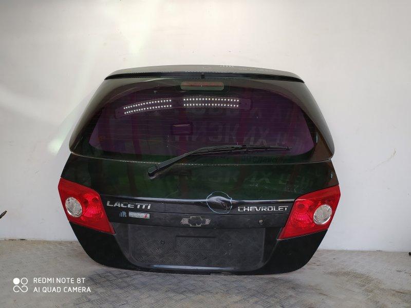 Крышка багажника Chevrolet Lacetti 2004-2012 ХЭТЧБЭК 96476514 Б/У