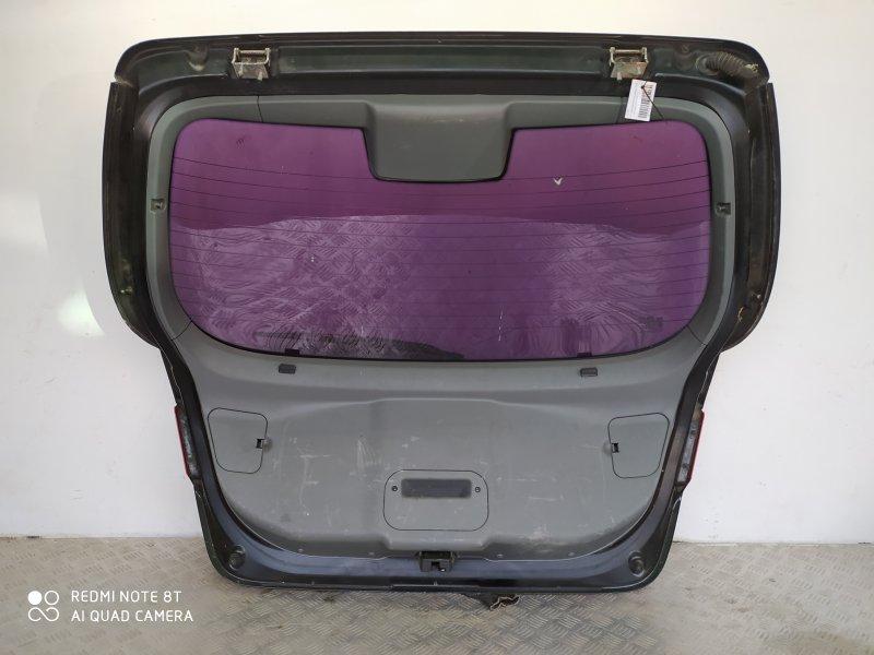 Крышка багажника Lacetti 2004-2012 ХЭТЧБЭК