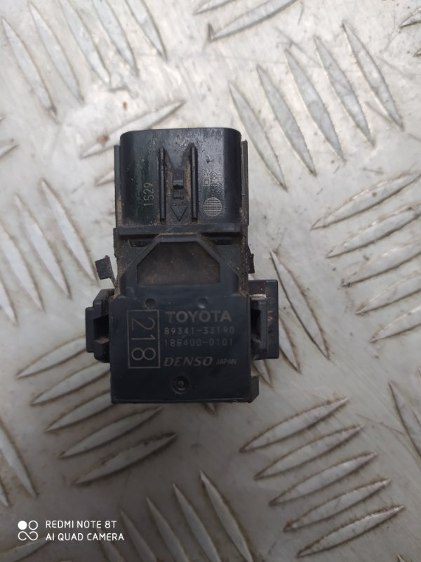 Датчик парктроника Camry 2006-2011