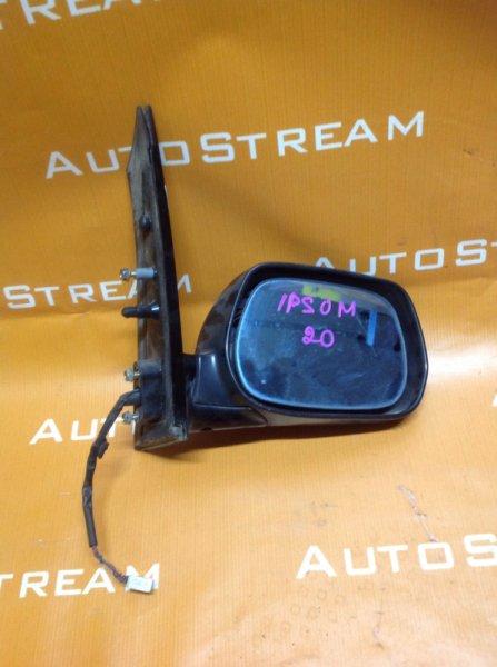 Зеркало Toyota Ipsum ACM21 2AZFE переднее правое