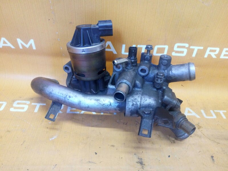 Корпус термостата Honda Stream RN1 D17A 2001