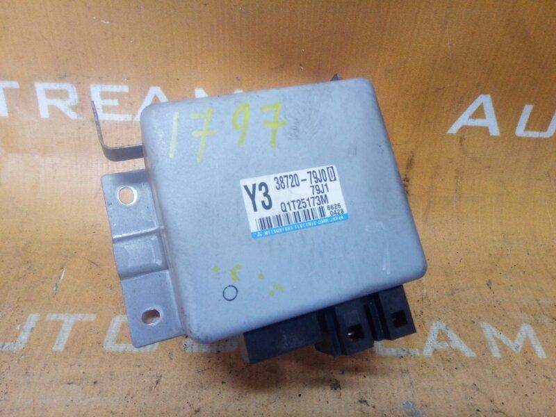 Блок управления рулевой рейкой Suzuki Sx4 YA11S M15A 2007
