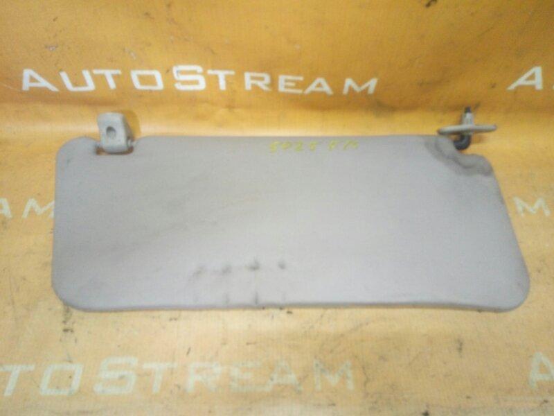 Козырек солнцезащитный Nissan Caravan ARME24 TD27T 1996 передний правый