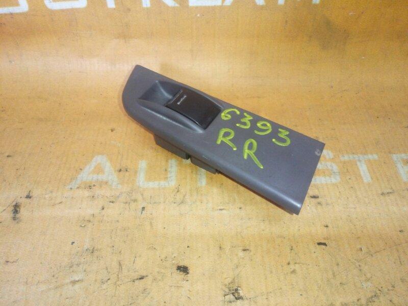 Блок управления стеклоподъемником Toyota Hilux Surf LN130 2LT 1995 задний правый