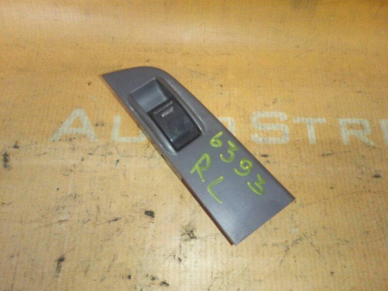 Блок управления стеклоподъемником Toyota Hilux Surf LN130 2LT 1995 задний левый
